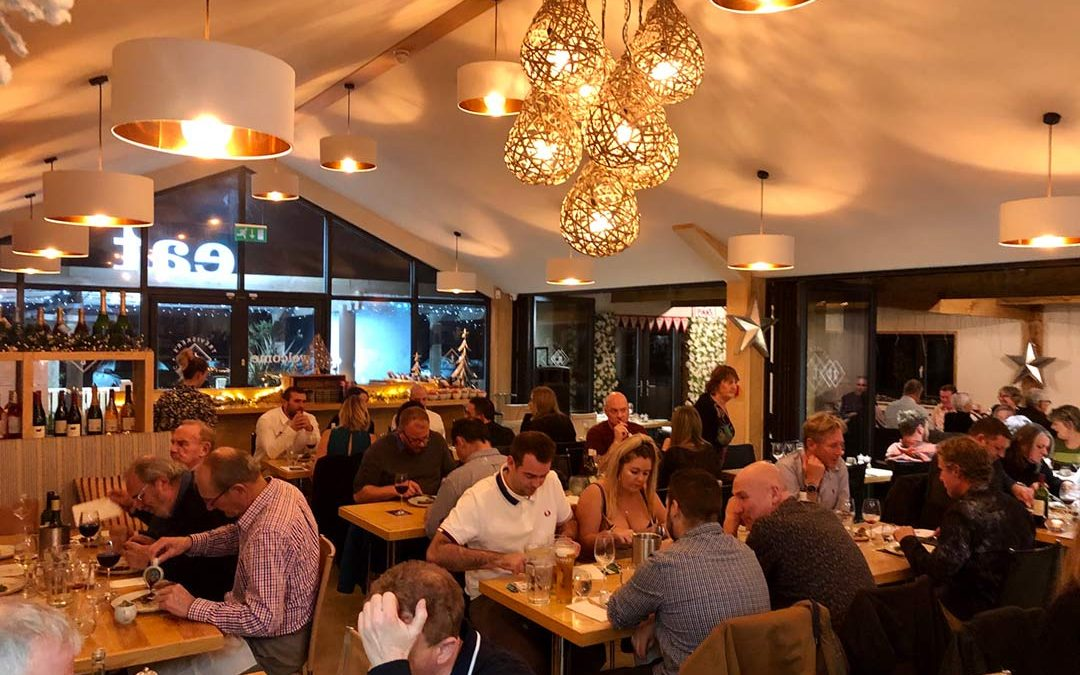Industry launch night at Treviskers Kitchen and Dining, Padstow